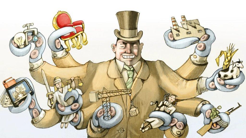 Corrupção impulsiona economia
